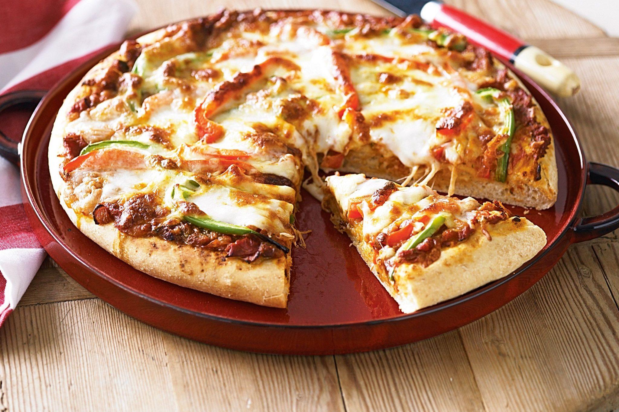 Vegetarinė pica
