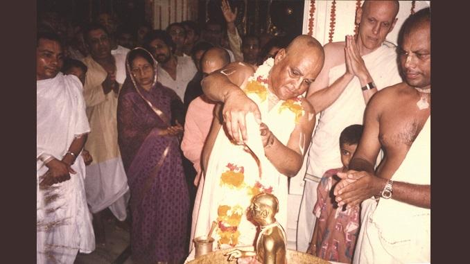Gour Govinda Svami