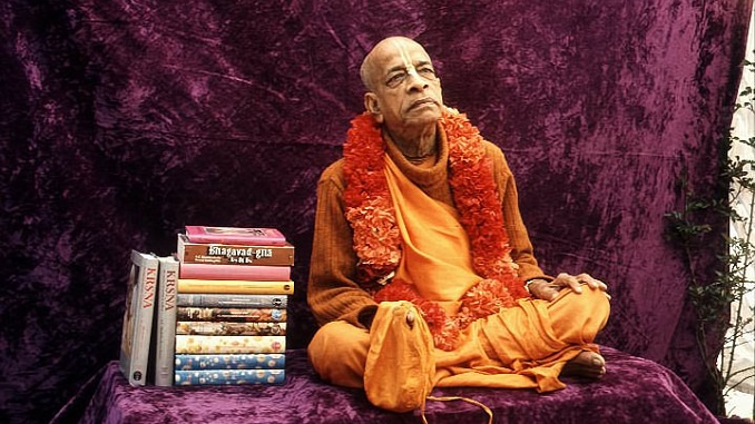 Srila-Prabhupada-with-his-original-books