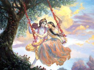 Šrimati Radharani apsireiškimo šventė